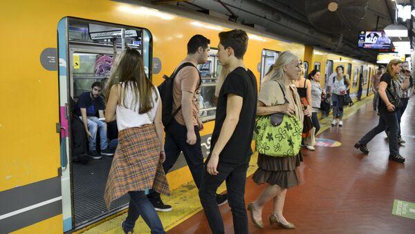 métro de Buenos Aires - Sputnik France