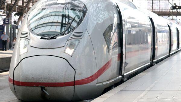 le train - Sputnik France