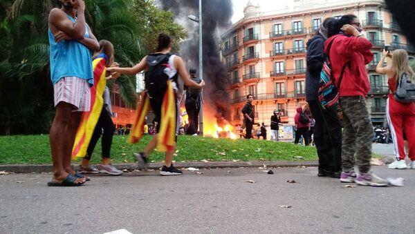Situation à Barcelone - Sputnik France