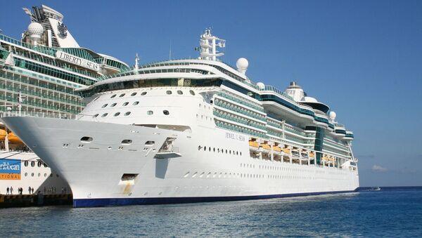 un navire Royal Caribbean  - Sputnik France