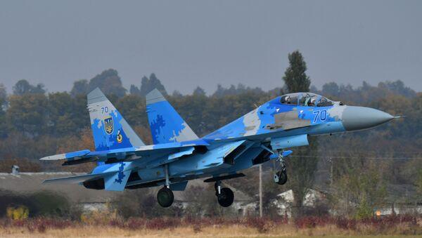 Su-27 ukrainien - Sputnik France