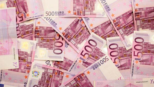 Billets de 500 euros - Sputnik France