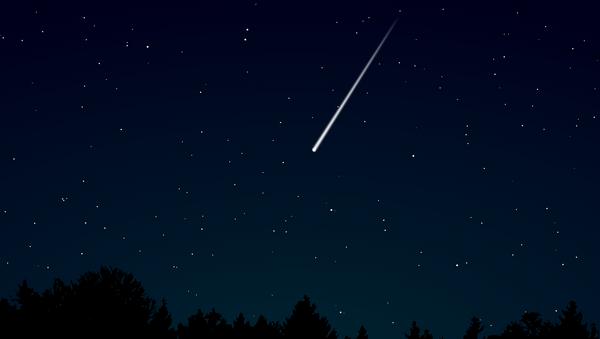 Pluie d'étoiles filantes - Sputnik France