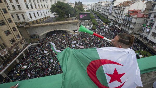 Manifestations en Algérie - Sputnik France