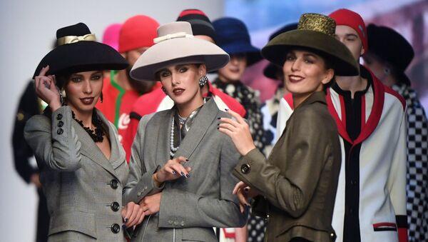 Mercedes-Benz Fashion Week Russia 2019 - Sputnik France