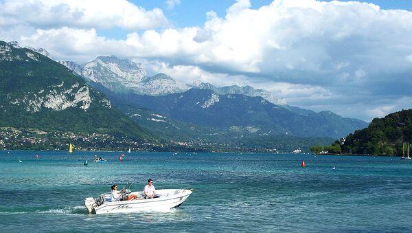Le lac d'Annecy - Sputnik France