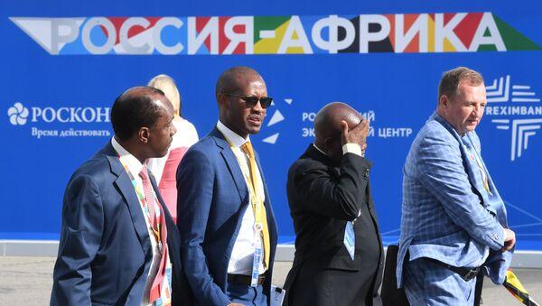Forum Russie-Afrique  - Sputnik France