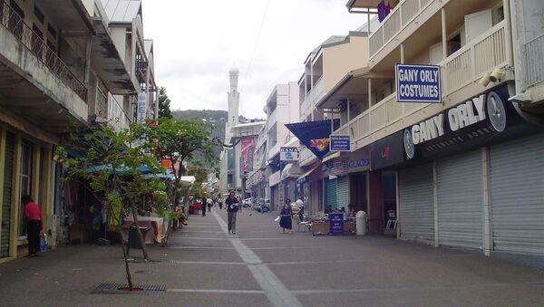 Saint-Denis, La Réunion - Sputnik France