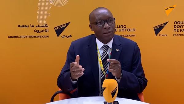Édouard Bizimana, ambassadeur du Burundi en Russie - Sputnik France