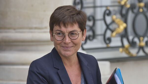 Annick Girardin  - Sputnik France