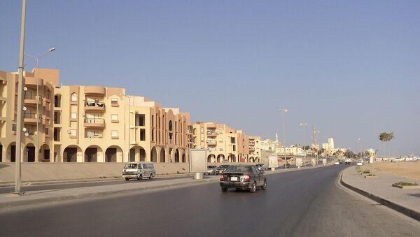Ville de Tobrouk, Libye - Sputnik France