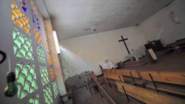 Une église protestante à Alger - Sputnik France