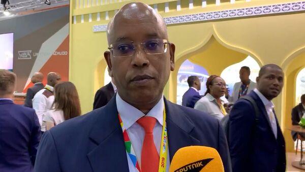 Youssouf Moussa Dawaleh - Sputnik France