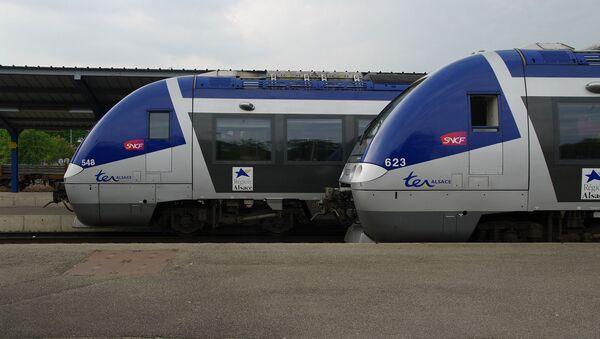 Trains SNCF - Sputnik France
