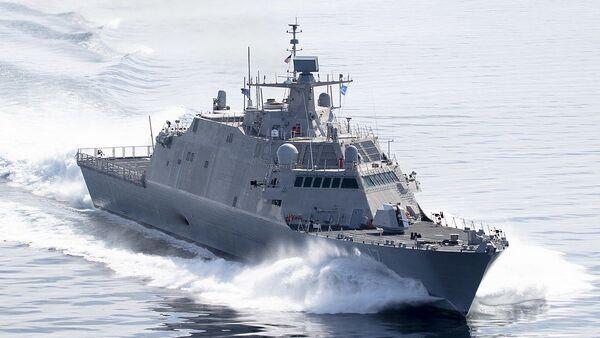 USS Indianapolis LCS 17 - Sputnik France