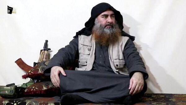 Abou Bakr al-Baghdadi - Sputnik France