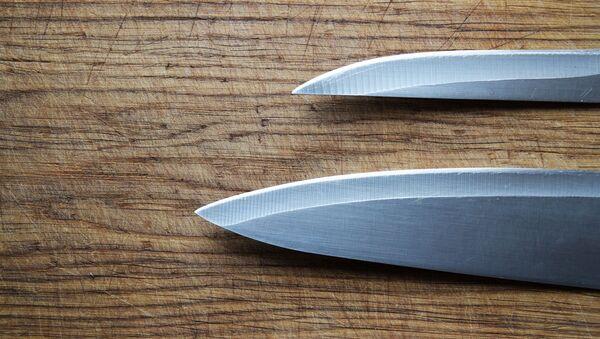 Couteaux (image d'illustration) - Sputnik France