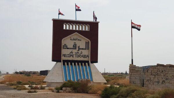 L'armée syrienne entre dans la ville de Raqqa - Sputnik France