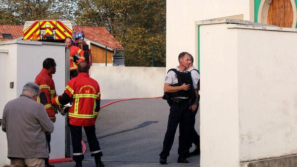 attaque de la mosquée de Bayonne, 28 octobre 2019 - Sputnik France