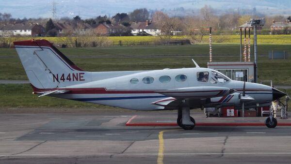 Cessna 414 - Sputnik France