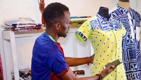 Patrick Soh, créateur de la marque Soh Cameroun - Sputnik France