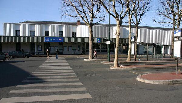La gare de Corbeil-Essonnes, Corbeil-Essonnes, département de l'Essonne (France) - Sputnik France