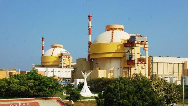 Kudankulam Nuclear Power Plant - Sputnik France