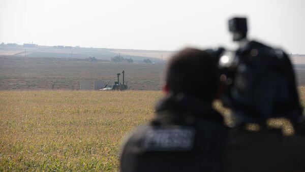 Des patrouilles russo-turques se mettent en marche dans le nord-est de la Syrie - Sputnik France