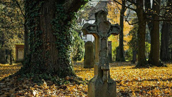 Кладбище - Sputnik France