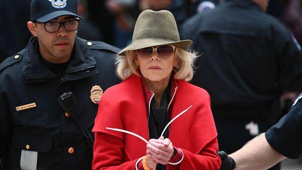 Jane Fonda - Sputnik France