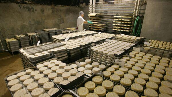 Un fromage - Sputnik France