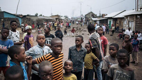 Des enfants en RDC  - Sputnik France