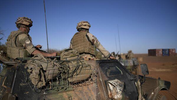 Soldats français au Mali - Sputnik France