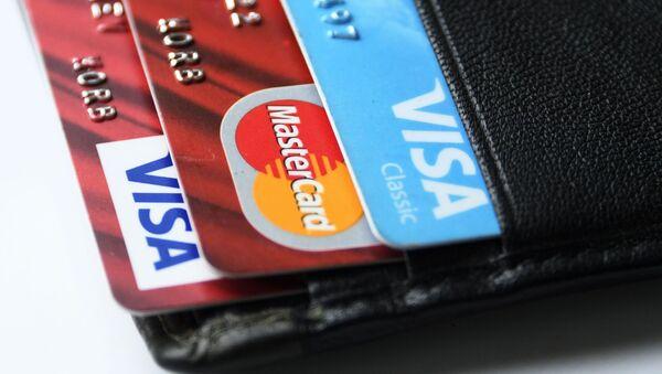 Cartes bancaires - Sputnik France