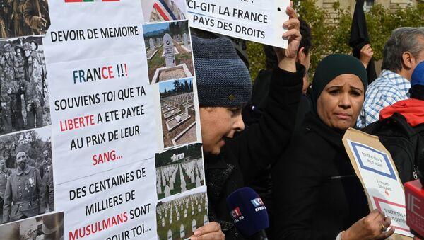 Musulmans de France contre l'islamophobie - Sputnik France