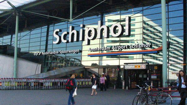 Aéroport d'Amsterdam-Schiphol - Sputnik France