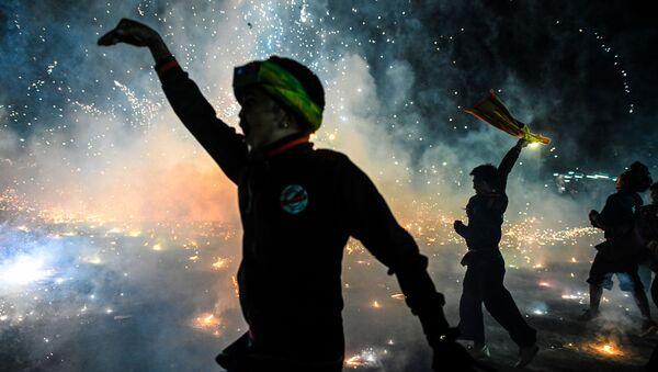 Les meilleures photos de la semaine du 4 au 10 novembre - Sputnik France