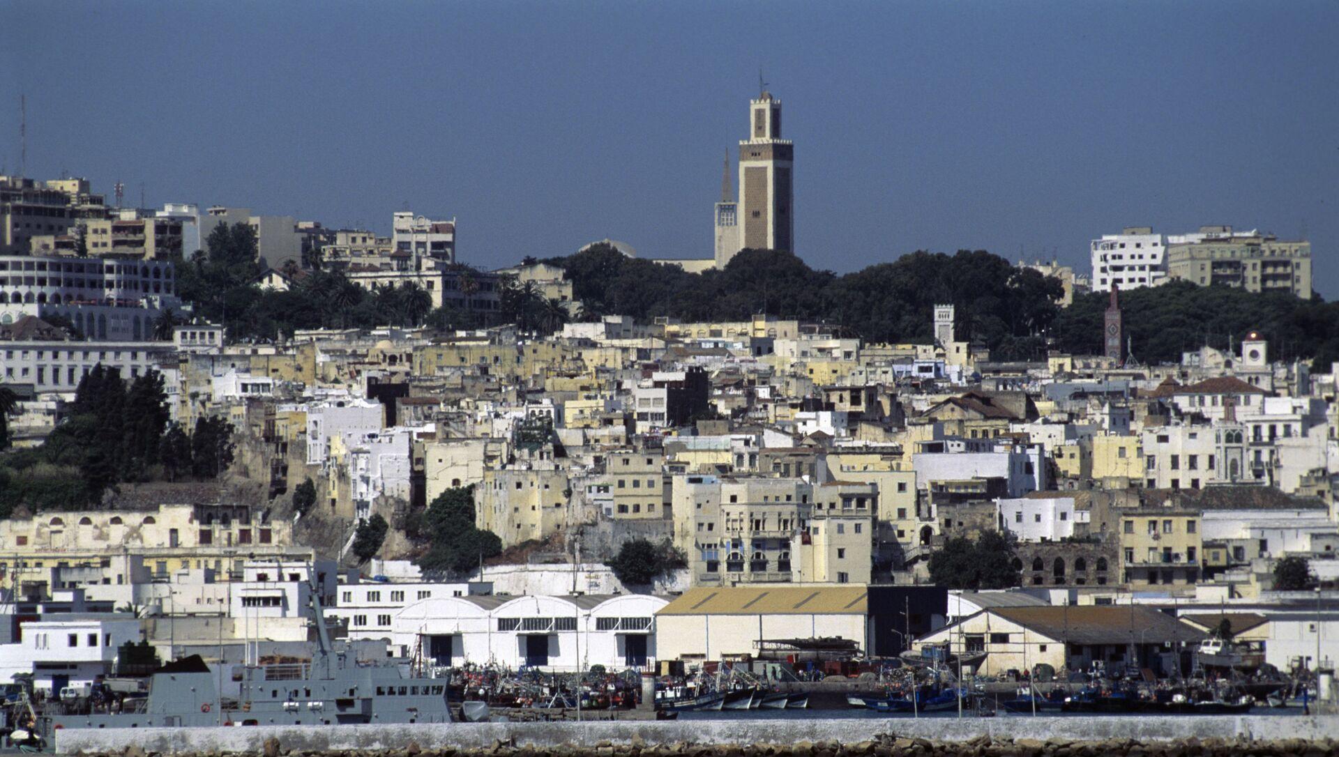 La ville de Tanger, vue de la mer - Sputnik France, 1920, 19.06.2021