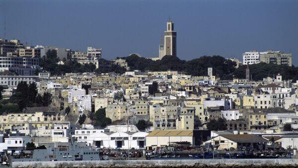 La ville de Tanger, vue de la mer - Sputnik France