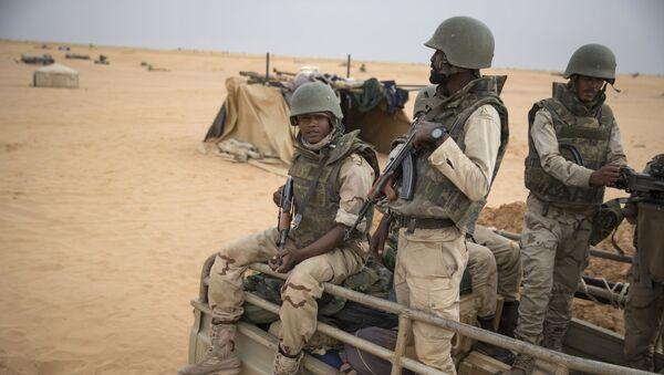 Forces de défense au Sahel - Sputnik France