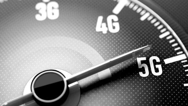 La vitesse de la 5G (image d'illustration) - Sputnik France