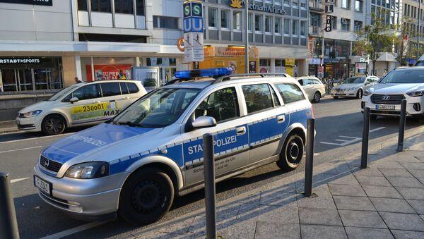 Véhicule de police, Allemagne - Sputnik France