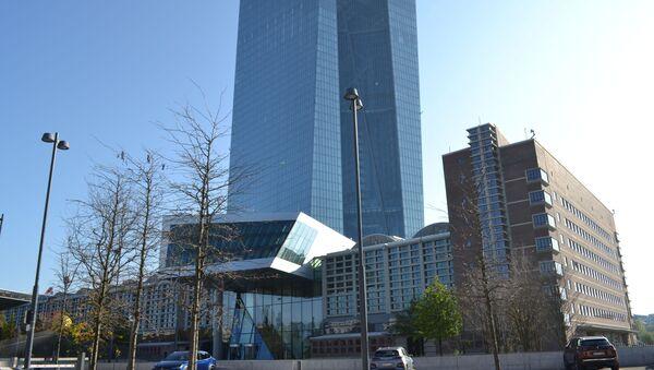 Banque centrale européenne (BCE) - Sputnik France