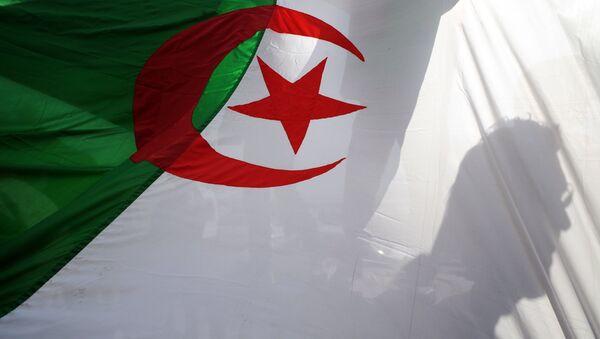 العلم الجزائري - Sputnik France