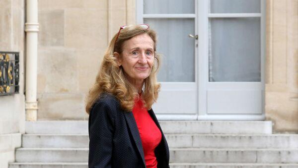 Nicole Belloubet - Sputnik France