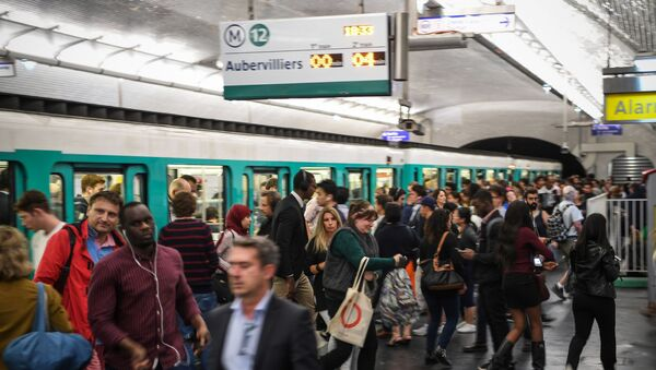 La RATP - Sputnik France