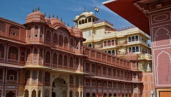 Le City Palace de Jaipur - Sputnik France