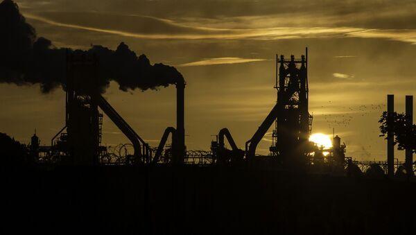 Usine de British Steel (photo d'archives) - Sputnik France