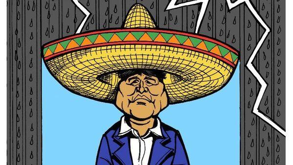 Evo Morales trouve refuge au Mexique - Sputnik France