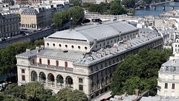 Théâtre du Châtelet  - Sputnik France